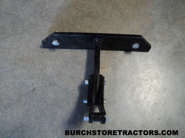 Leinbach Cultivator Attachment