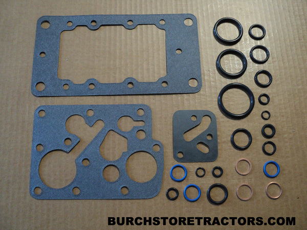 Farmall Cub Hydraulic Block Rebuild Kit