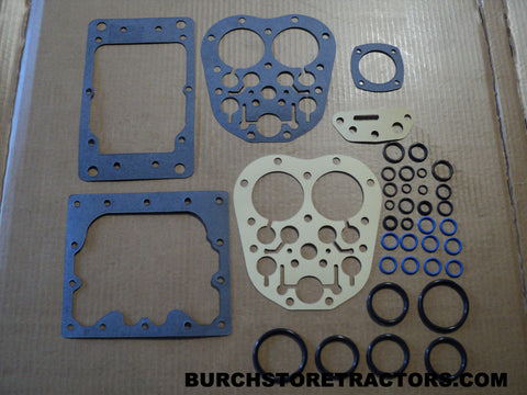 Farmall 140 Hydraulic Block Rebuild Kit