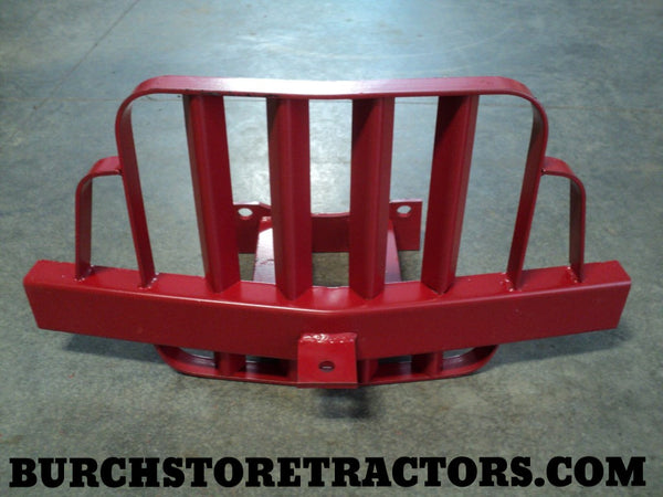 Mf 240 Tractor Grill : New front bumper for massey ferguson and tractors
