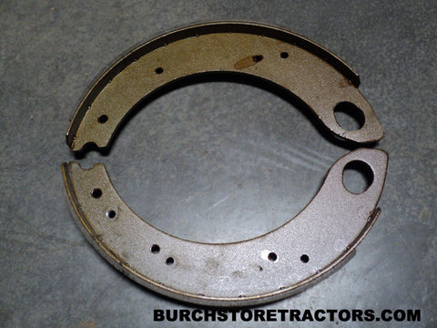 Ford 2000 Tractor Brake Shoes