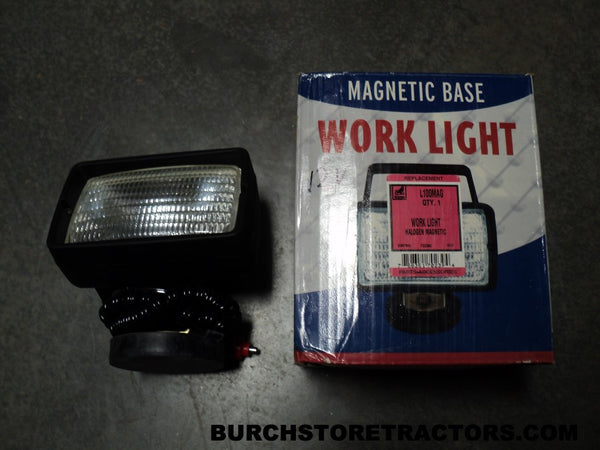 New Tractor Work Light