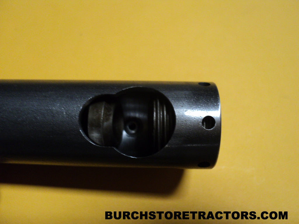 New steering tie rod end connector for farmall cub or