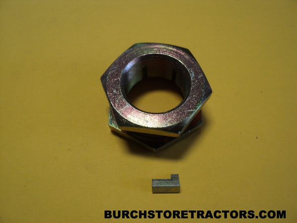 Lockout Nut for Ford 8N, NAA Tractors, LN10-21