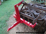 Farmall 100 Tractor One Point to 3 Point Hitch Connector