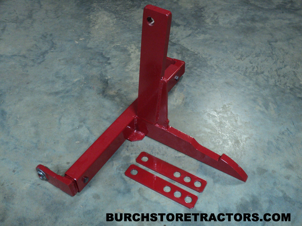 Tractor 3 Point Hitch Conversions : New point fast hitch to adapter for ih