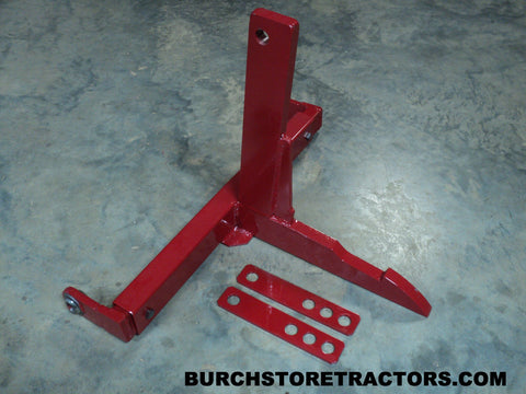 Farmall 140 Tractor 1 Point to 3 Point Hitch Conversion