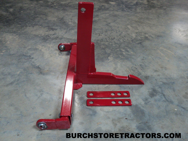 New 1 Point Fast Hitch To 3 Point Hitch Adapter For Ih