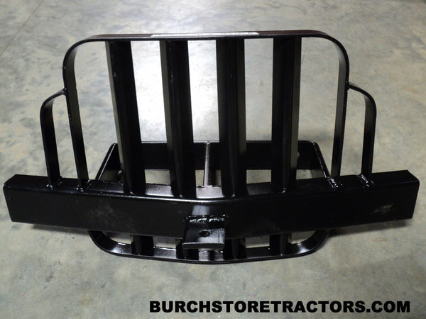 Tractor Grill Protector : New front bumper for case ih
