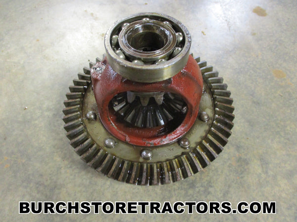 Farmall 140 Tractor Transmission Differential