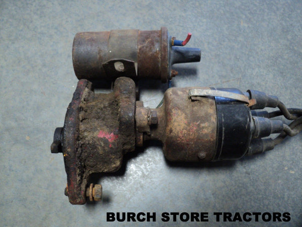 Farmall 140 Tractor Engine Distributor