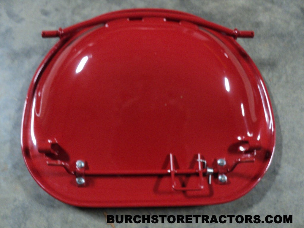 Seat For Farmall Tractor : New flip back style pan seat for ih farmall