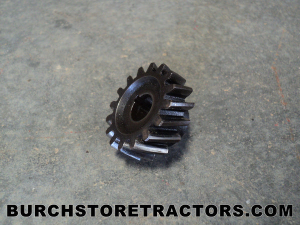 Farmall Super A Tractor Hydraulic Pump Gear