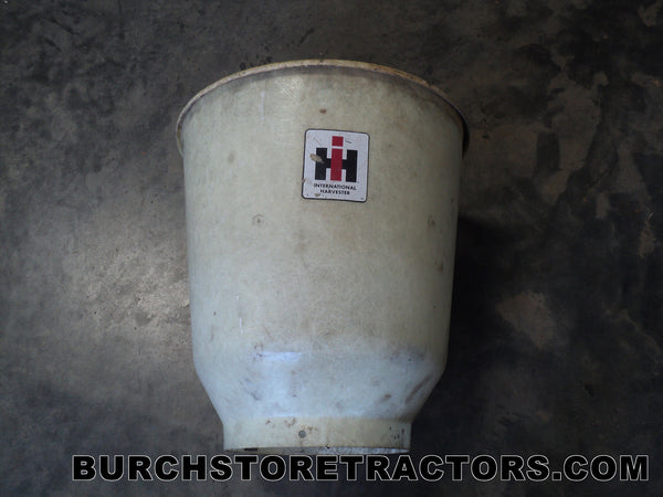Farmall 140 Tractor Planter Hopper
