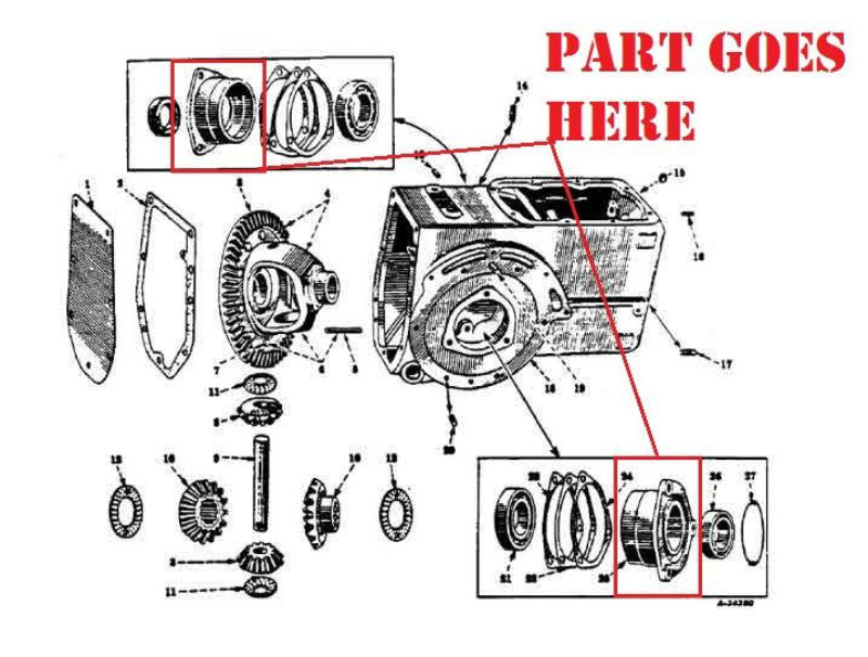 Nice 1940 Farmall A Wiring Diagram Photo - Everything You Need to ...