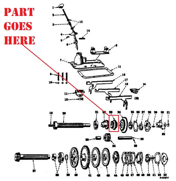 farmall cultivator parts diagram