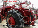 IH 1 Point Fast Hitch Arm Extension for Farmall tractors