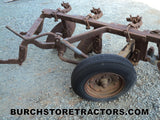 International 2 point hitch equipment