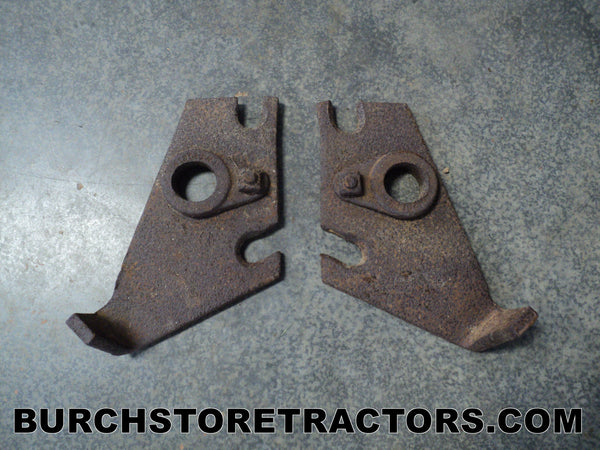 Farmall A-16 Middle Buster Brackets