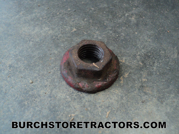 Wrist Pin Nut for A22 Sickle Bar Mower on IH Farmall 140, 130, Super A,  100, A Tractors, FREE SHIPPING!!!