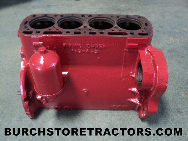 Farmall A Tractor Engine Block