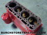 Farmall B Tractor Engine Block