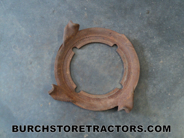 Farmall C Tractor Bean Seed Plate