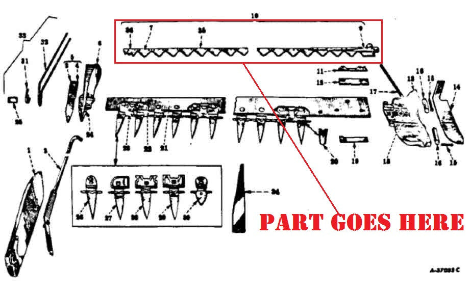 Farmall Cub Parts Diagram Motor - Wiring Diagrams Schematics