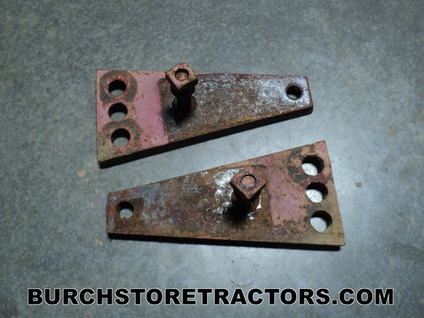 Farmall Cub Tractor Disc Plow Mounts