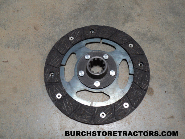 Farmall Cub Tractor Clutch Disc