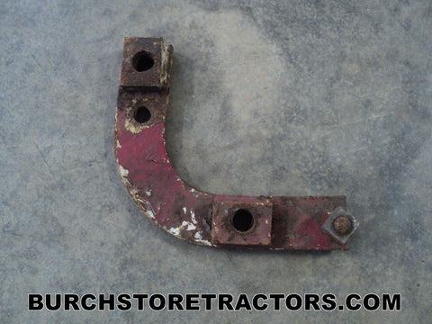 farmall cub tractor push blade extension