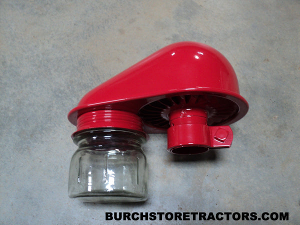 Farmall Cub Air Cleaner : New air breather pre cleaner assembly for ih farmall a b