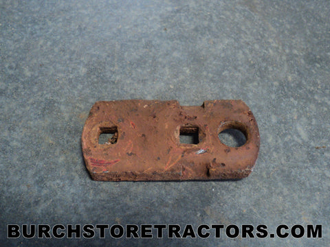 Farmall C254 Cultivator Spring Rod Connector