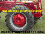 Fast Hitch Rear Lift Rod Lock Collar Farmall Tractors, 2638X