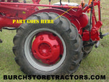 Fast Hitch Rear Lift Spring  Farmall Tractors, 520712R1