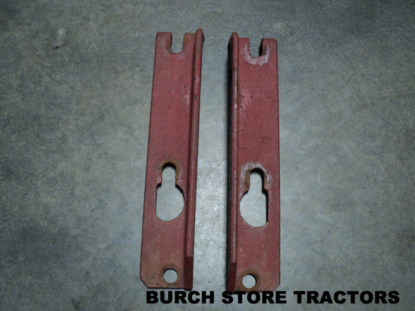 Farmall H Tractor Drawbar Mounts