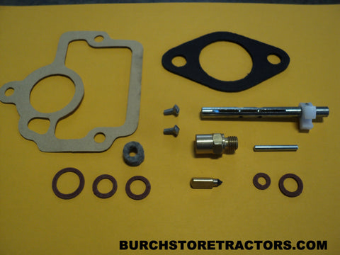 Farmall H Tractor Carburetor Rebuild Kit