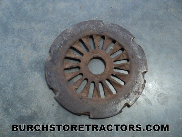 Farmall Cub Tractor Medium Corn Seed Plate