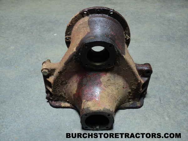 Farmall Super A Tractor Final Drive Housing