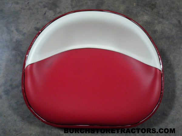 Farmall Super A Seat : New flip back style pan seat for ih farmall