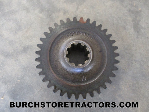 farmall super a tractor third transmission gear