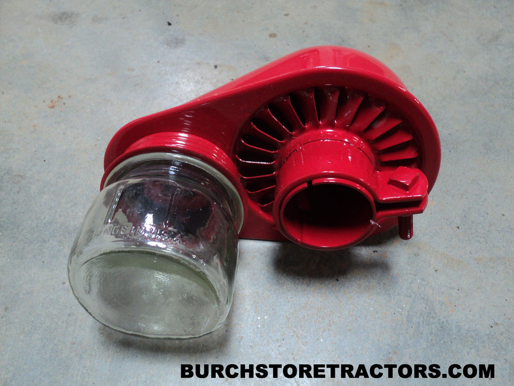 Farmall Cub Air Cleaner : New air breather pre cleaner assembly for farmall c super
