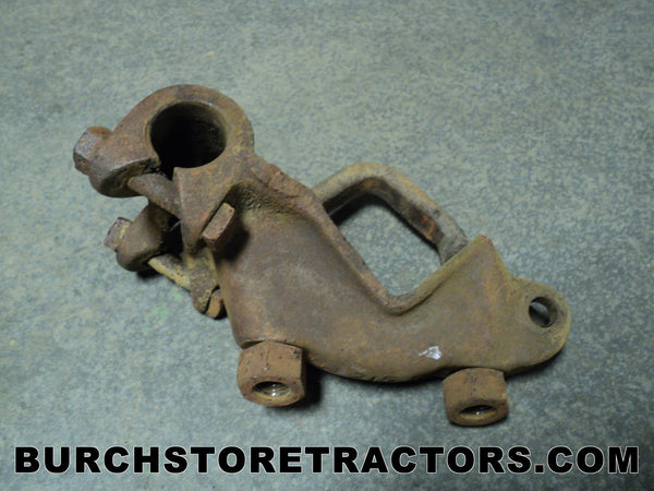 Farmall Super C Tractor C254 Cultivator Head Gang Beam