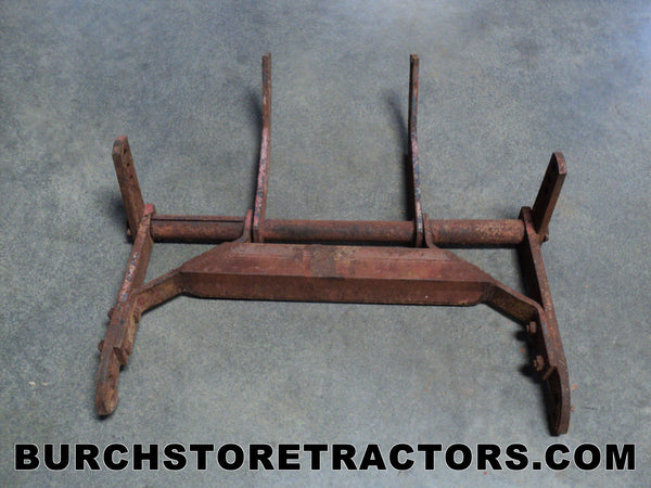 Farmall Super C Tractor Rear Cultivator Rockshaft