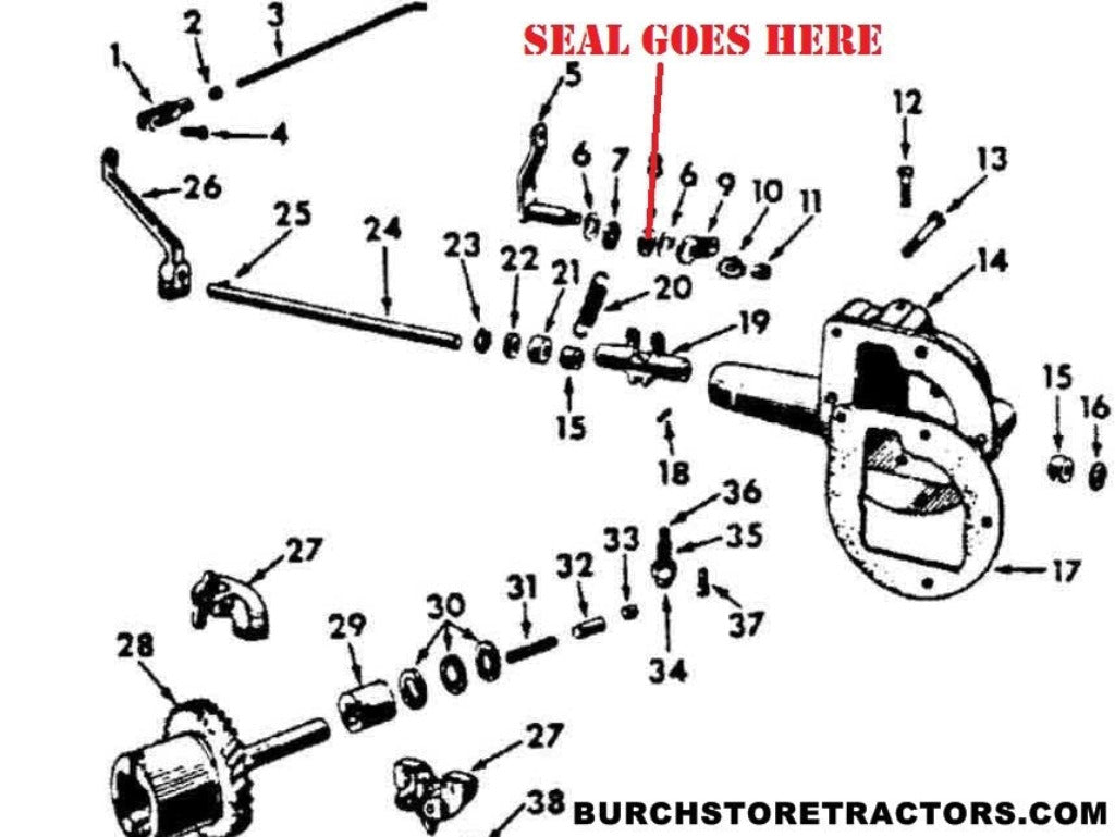 farmall cub fast hitch diagram farmall cub clutch diagram