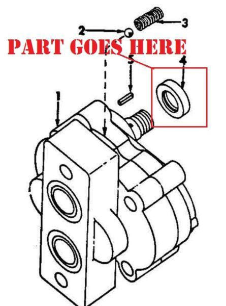 Farmall Super A Hydraulic Pump Diagram