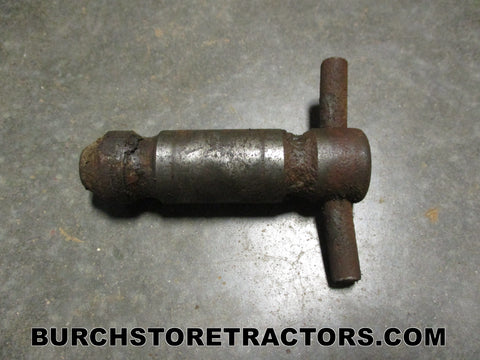 farmall super c tractor 2 point hitch mounting pin