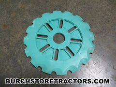 international 240 tractor round corn seed plate