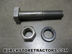 farmall super c tractor rear wheel weight bolt