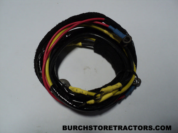 ford tractor wiring harness schematic diagrams rh ogmconsulting co